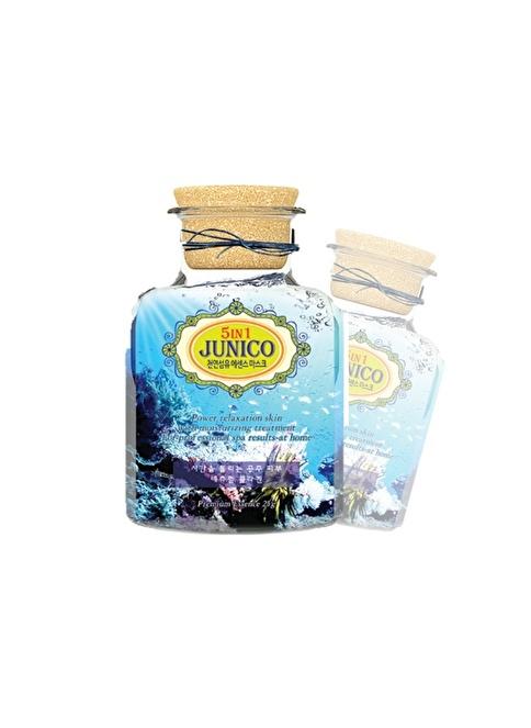 Junico Junico 5in1 - Yoğun Besleyici Yüz Maskesi Renksiz